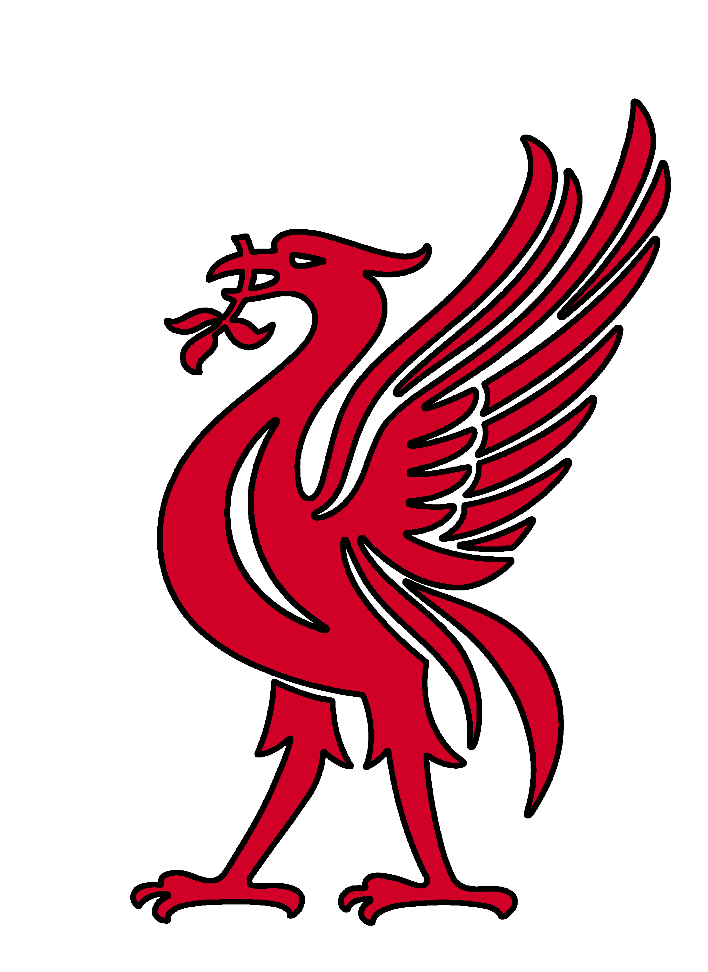 Liverpool Logo Black And Red