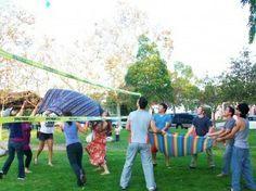 water balloon toss games pinterest. Black Bedroom Furniture Sets. Home Design Ideas