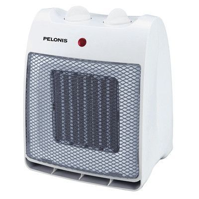 Pelonis 9 25 Table Fan With Adjustable Thermostat Kmart Home