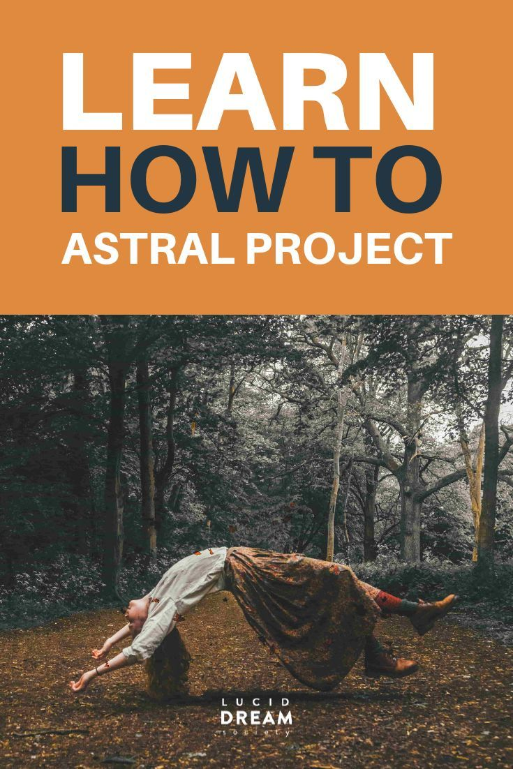how to astral projection