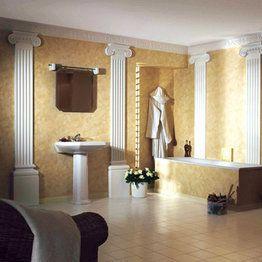 Estilo Romano Decoracion De Unas Interiores Clasicos