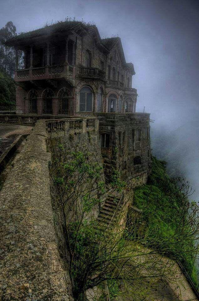Haunted Del Salto Hotel, Columbia