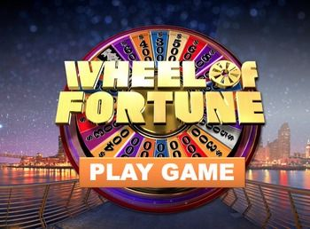 Wheel of fortune style excellent quality powerpoint template mac amazing wheel of fortune powerpoint game for teachers and youth ministries works in the class toneelgroepblik Image collections