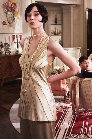 The Great Gatsby Elizabeth Debicki As Jordan Baker Great Gatsby Fashion 1920s Fashion Fashion