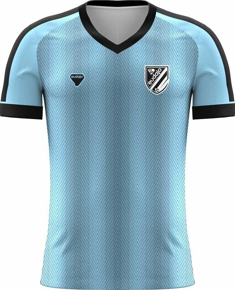 Simulador Eudajo Roupa De Futebol Camisas De Futebol