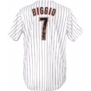 new style b60d3 0f73c Craig Biggio Autographed Jersey | Details: Houston Astros ...