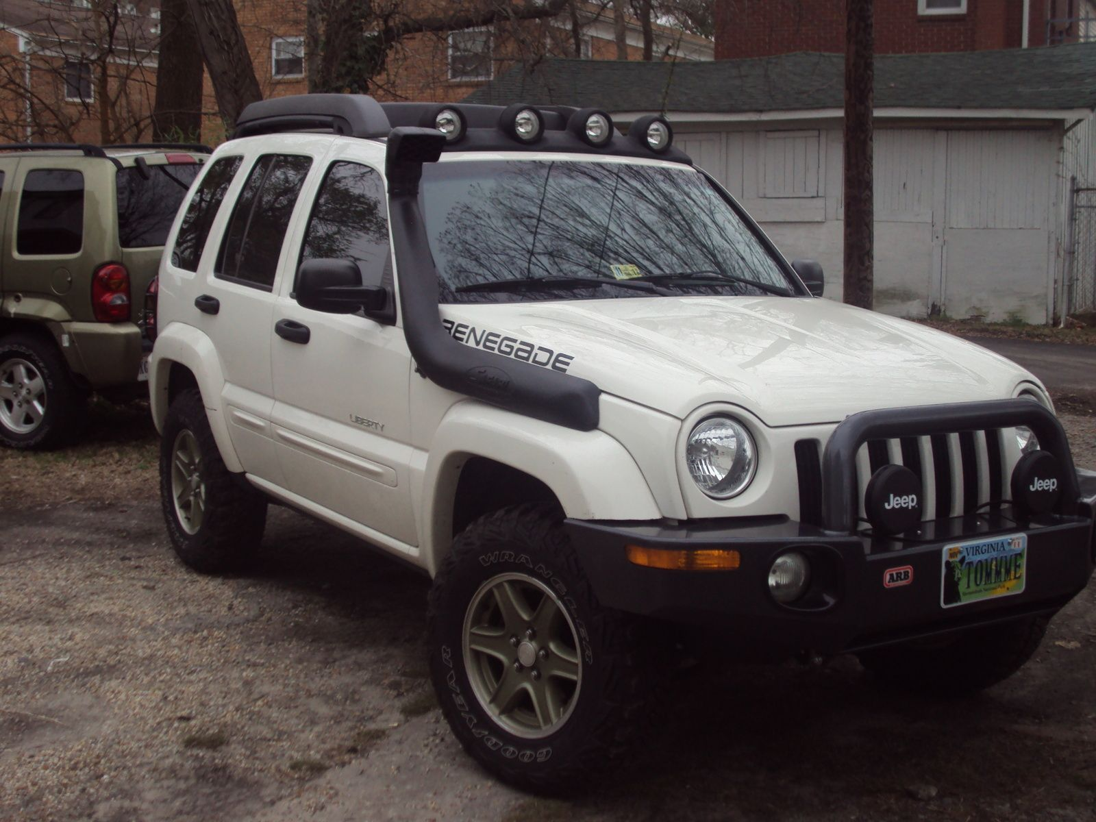 2003 Jeep Liberty Limited 4WD (With images) Jeep liberty