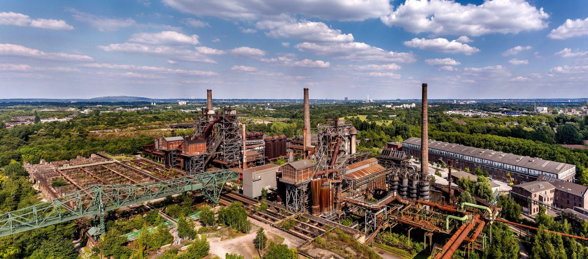 Post Industrial Parks Inspiration Modlar Com Abandoned Landscape Design Park