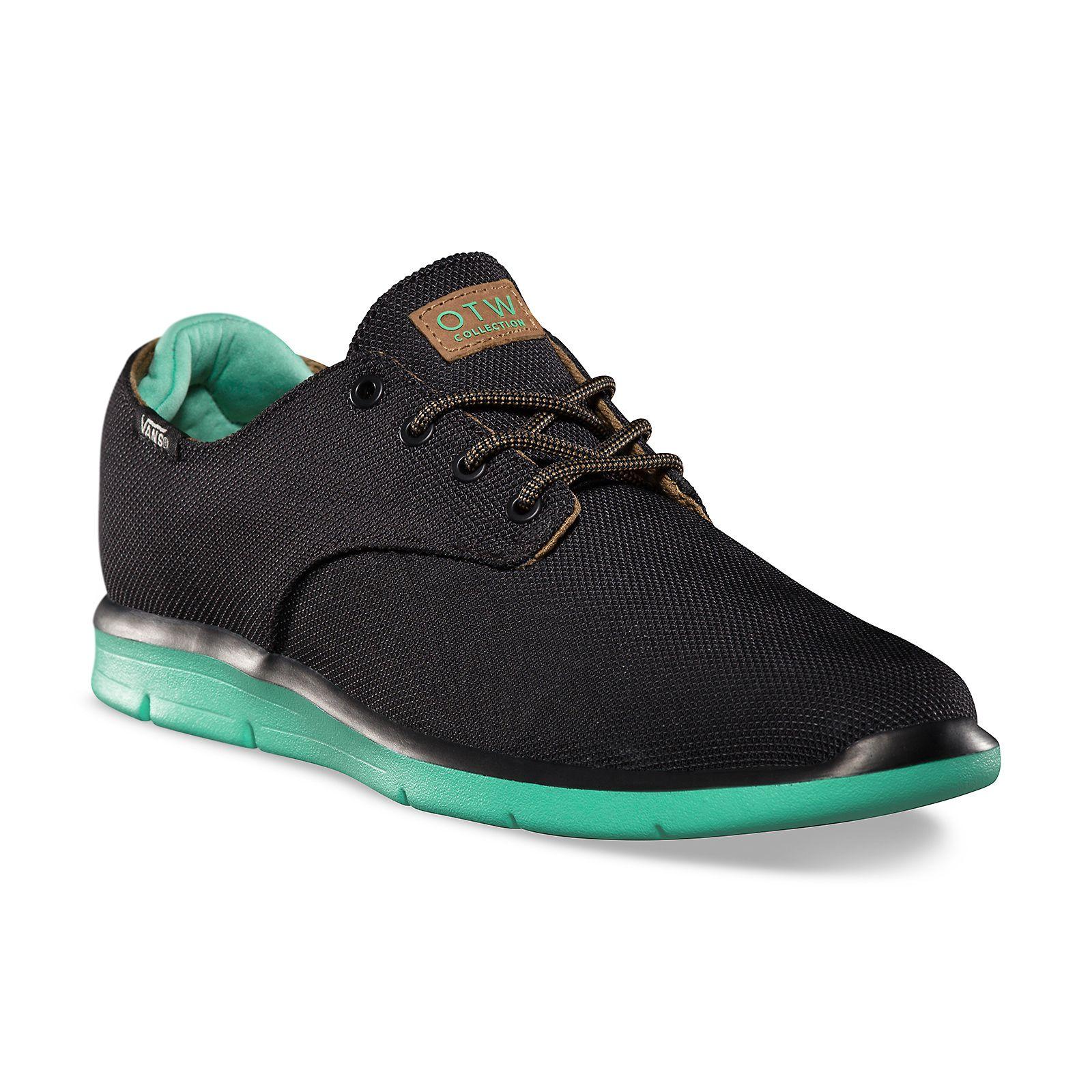 07120c48b9 Vans Prelow Ballistic Green Sneakers