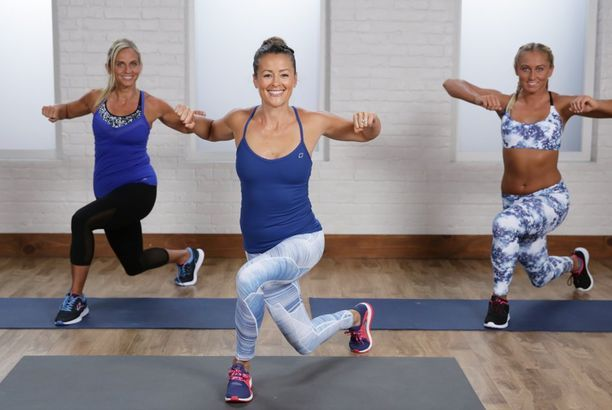 15-Minute At-Home Cardio Workout For Beginners (FitSugar