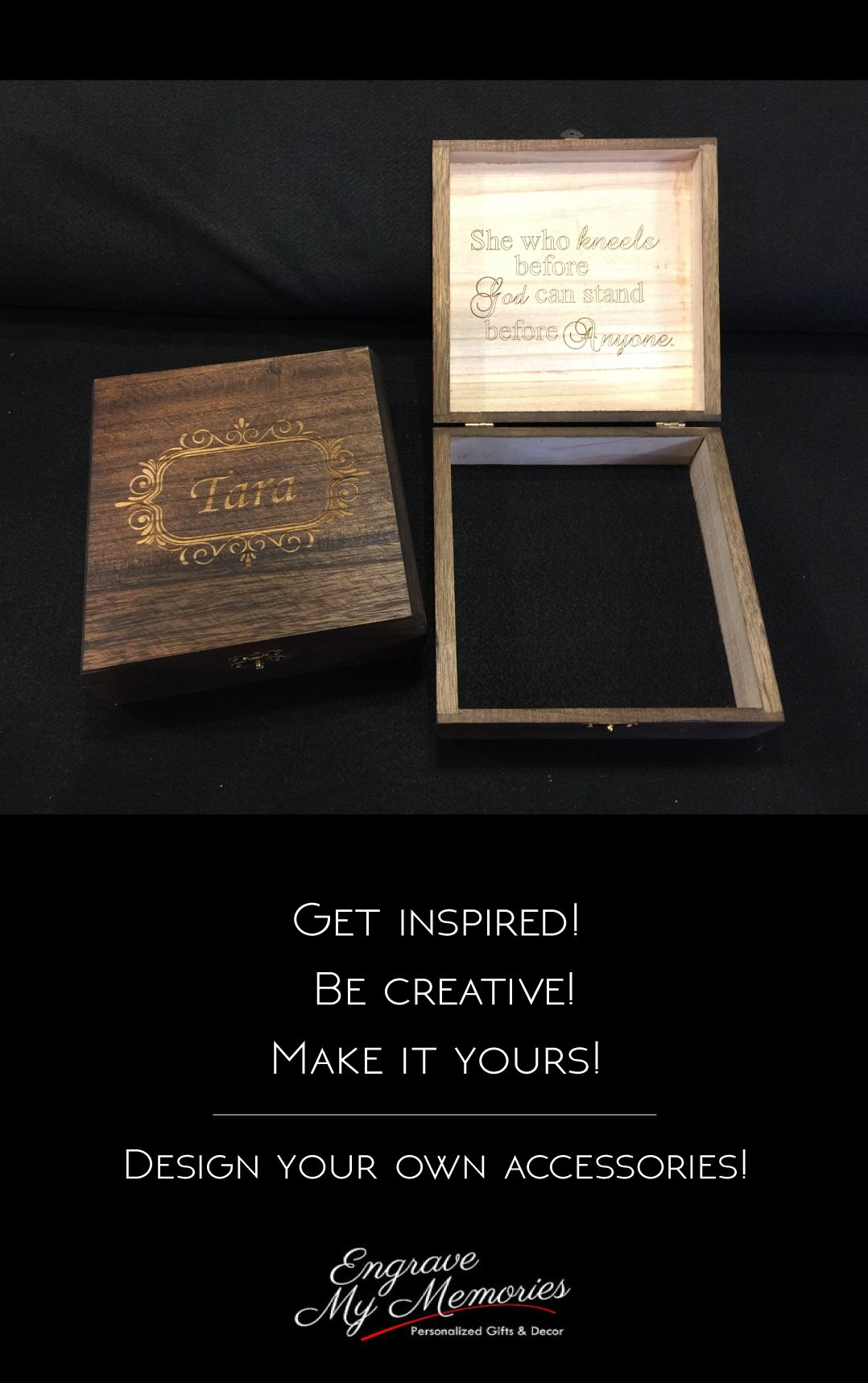 Personalize Your Own Jewelry Box Most Popular and Best Image Jewelry
