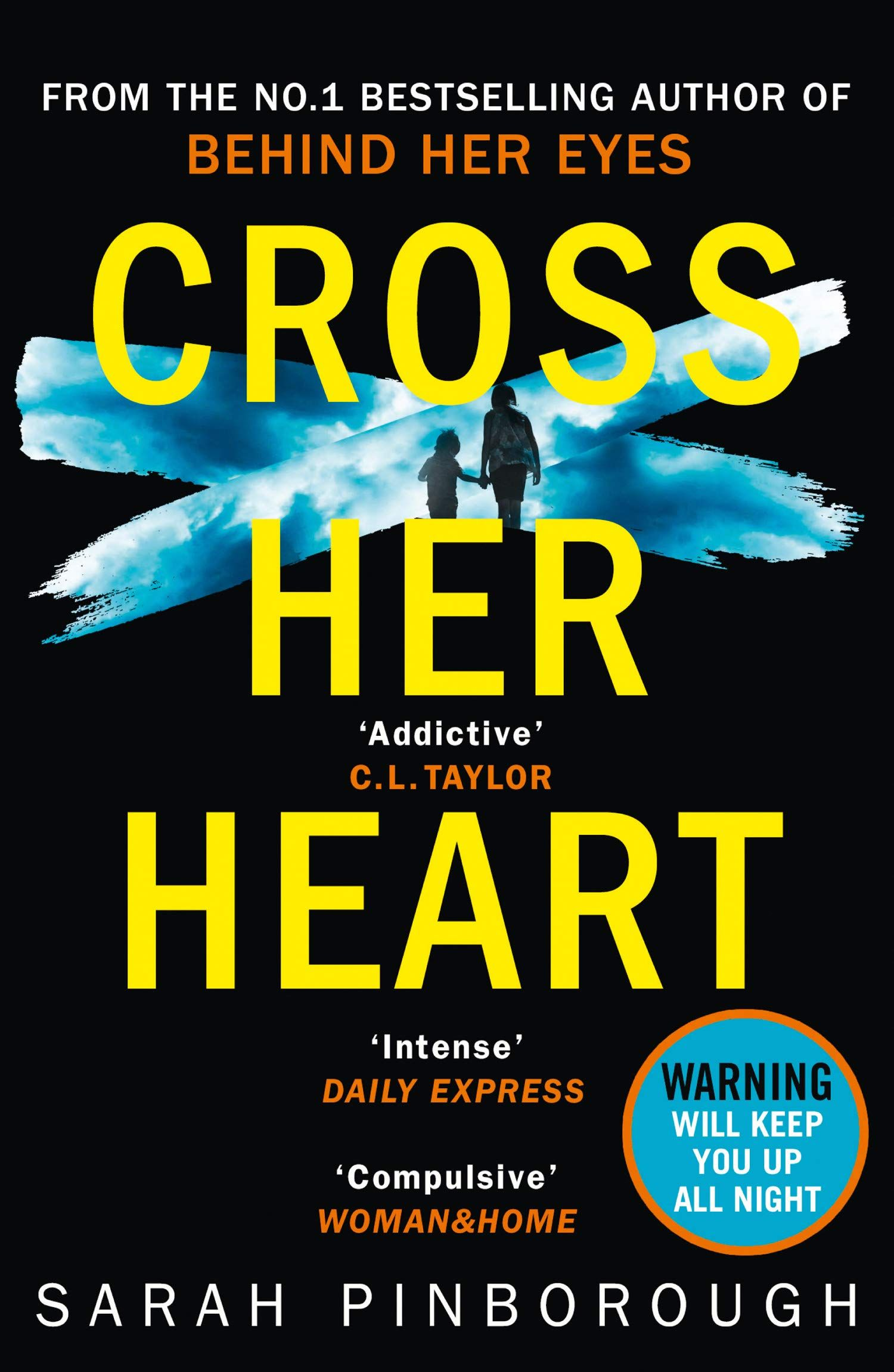 In cross her heart by sarah pinborough one moment will