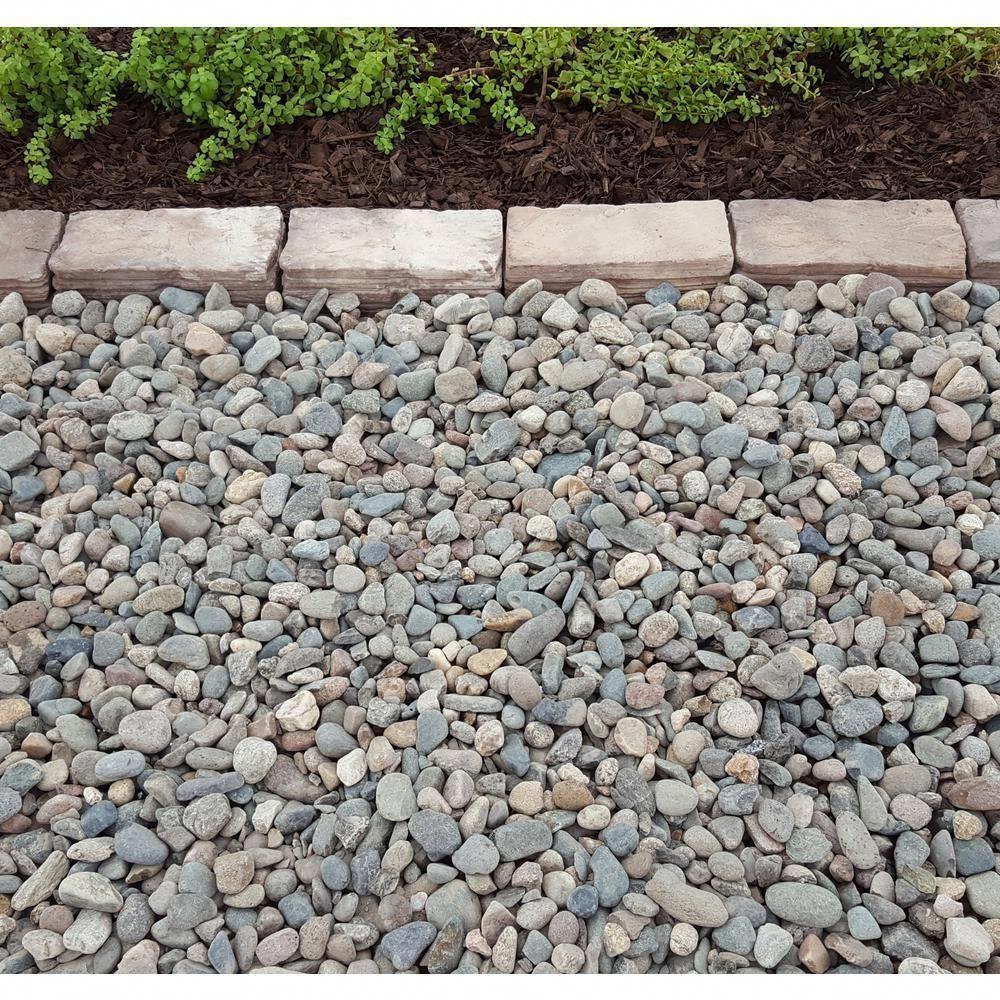 Classic stone 10 cu ft super sack large river rock