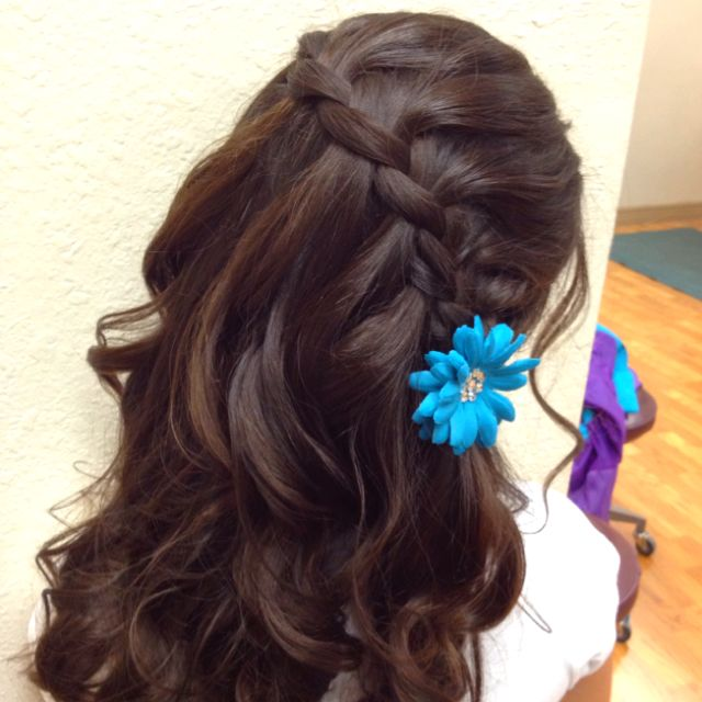 Akira S Hair For Daddy Daughter Date Night Hair Styles Cool Hairstyles Dance Hairstyles