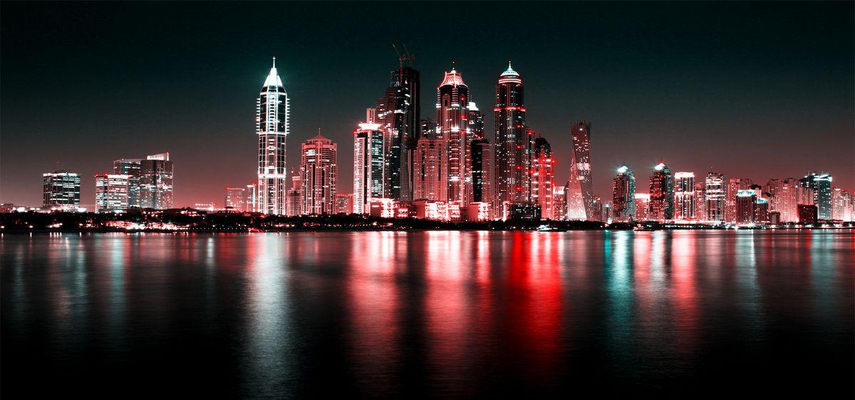 City Night City Lights City Lights At Night Night Landscape Night City