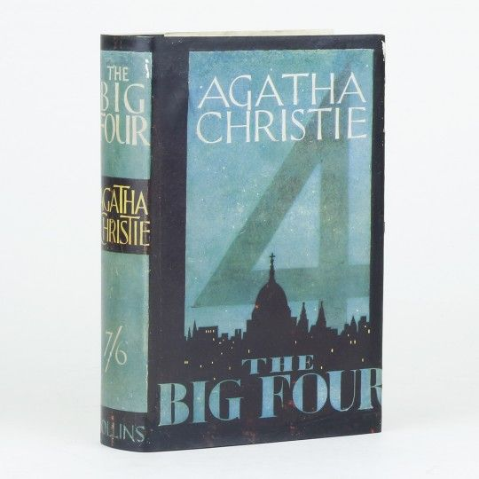 Image result for the big four first edition