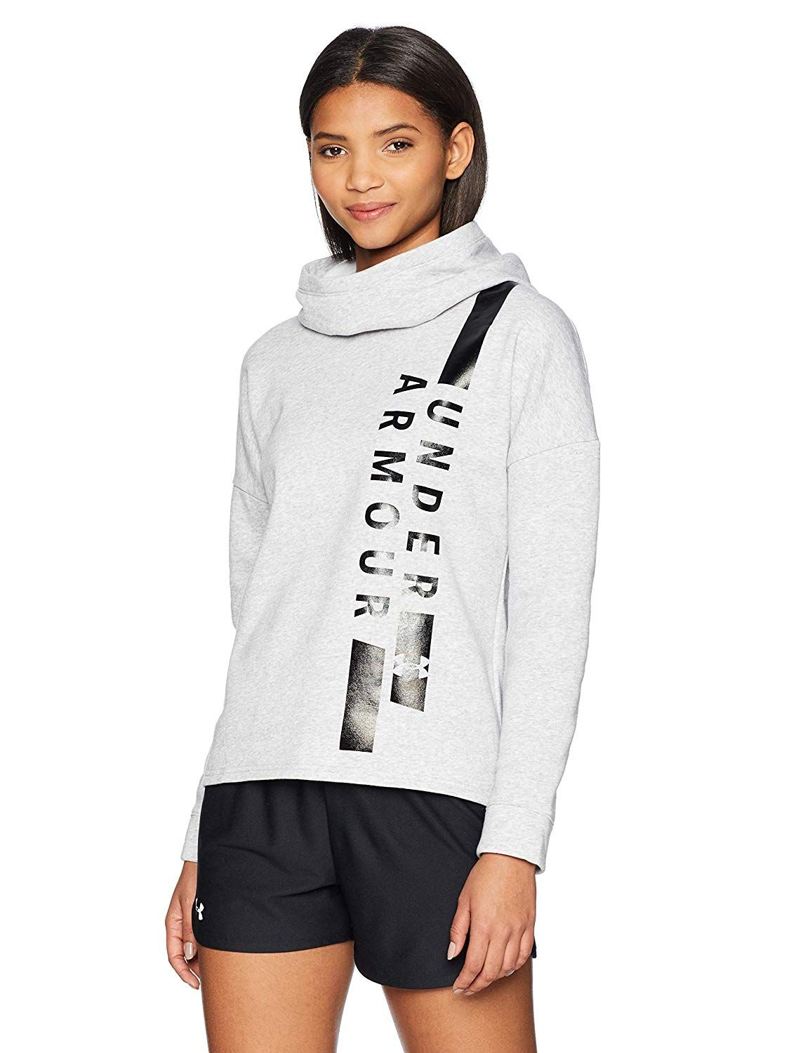Under Armor Hoodie and Polar Lining for Women: Amazon.co
