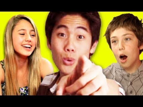 KIDS REACT TO NIGAHIGA - YouTube