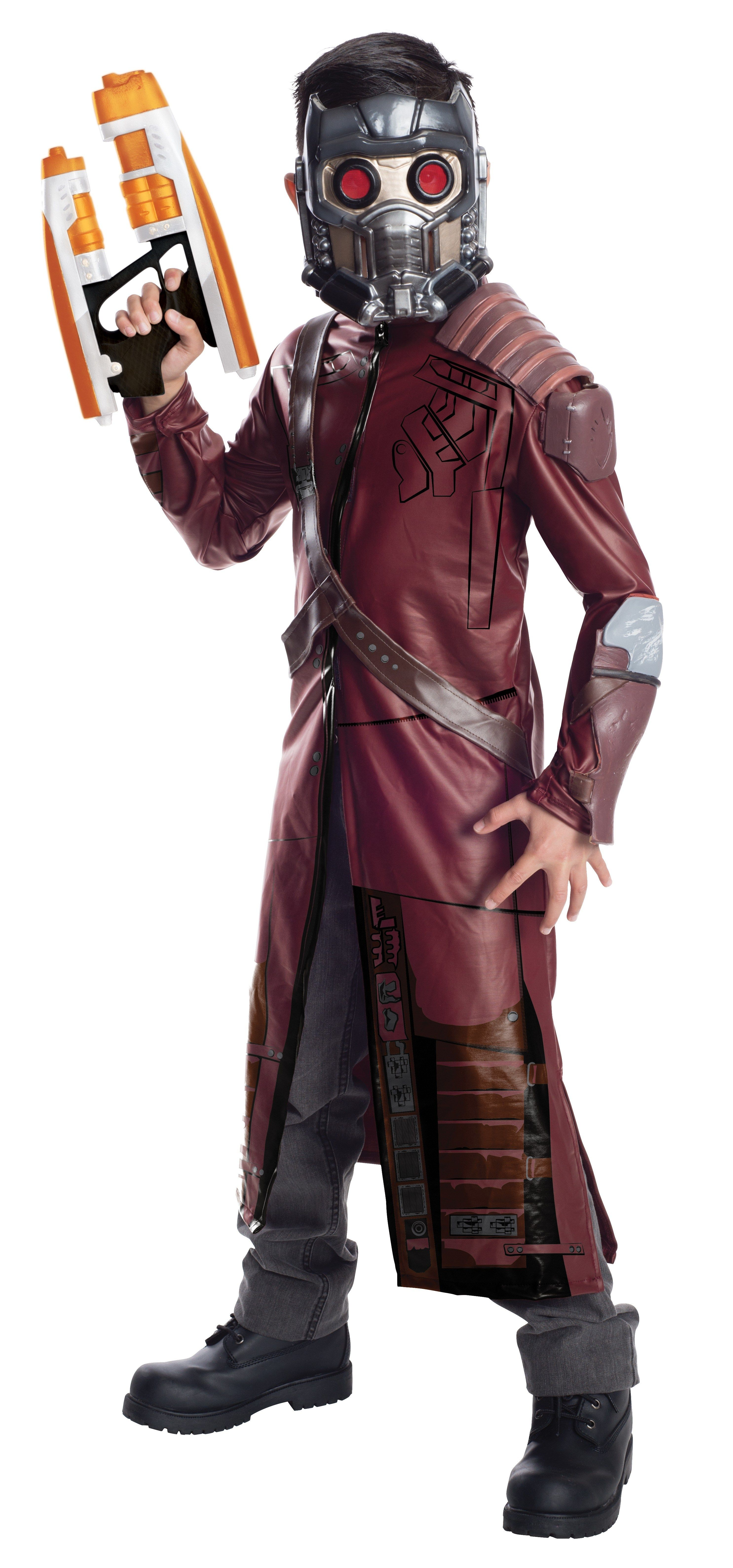 Guardians Of The Galaxy Star Lord Value Boys Costume