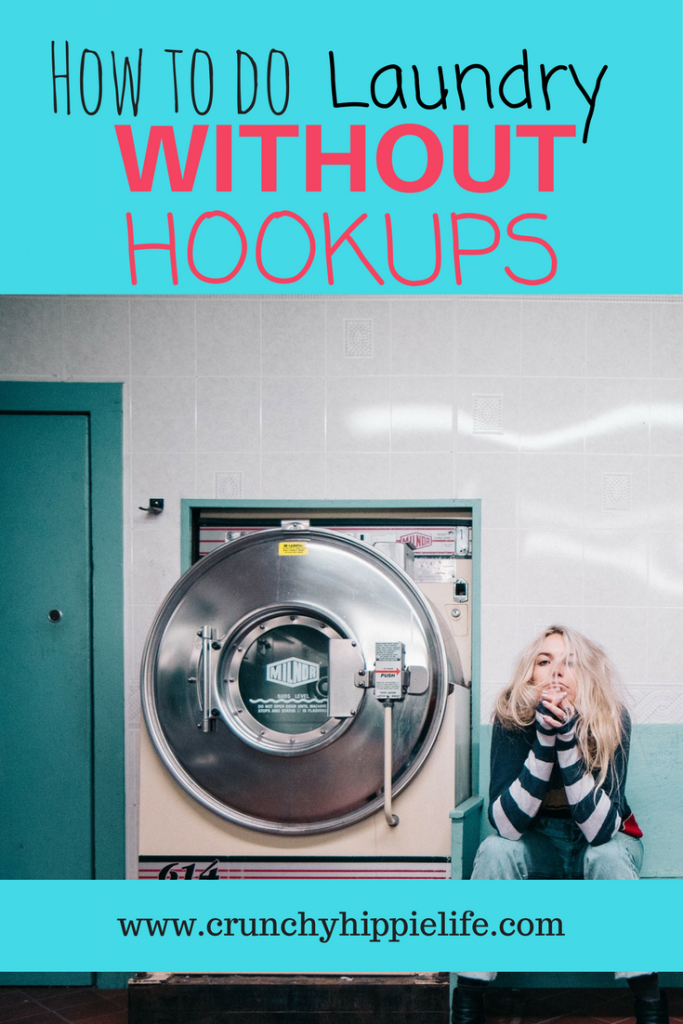 How To Do Laundry In An Apartment Without Hookups Doing