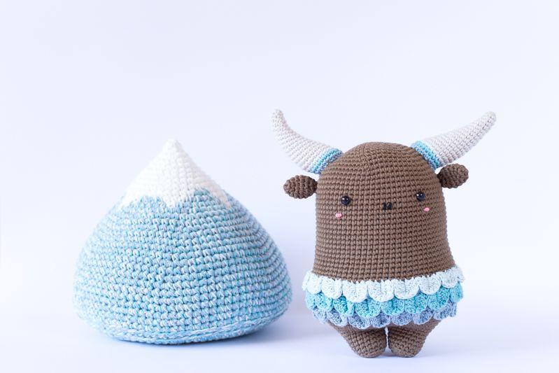 vaca+montaña.jpg 799 × 533 pixels   crochet - amigurumi and toys ...