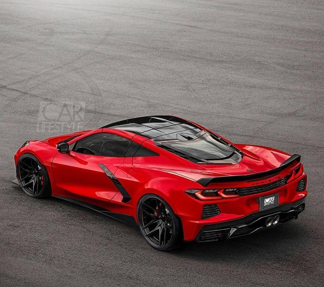 If The New Corvette C8 Had A Makeover What Do You Think Chevy Corvette C8 Performance America Via Carlifestyle Corvette Corvette Stingray