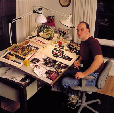 alex ross the artist behind such memorable works as kingdom come rh pinterest com