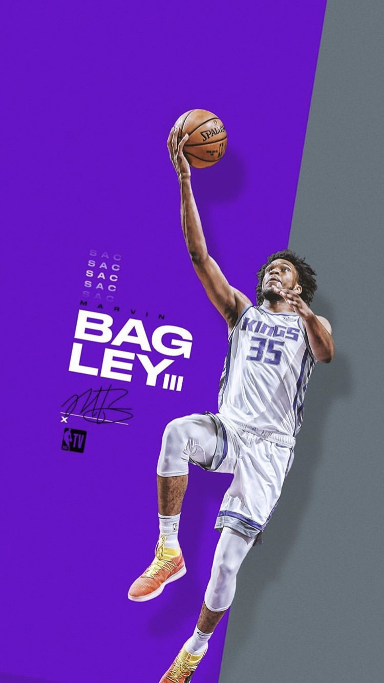 Marvin Bagley III: Marvin Bagley III // Sacramento Kings // NBA