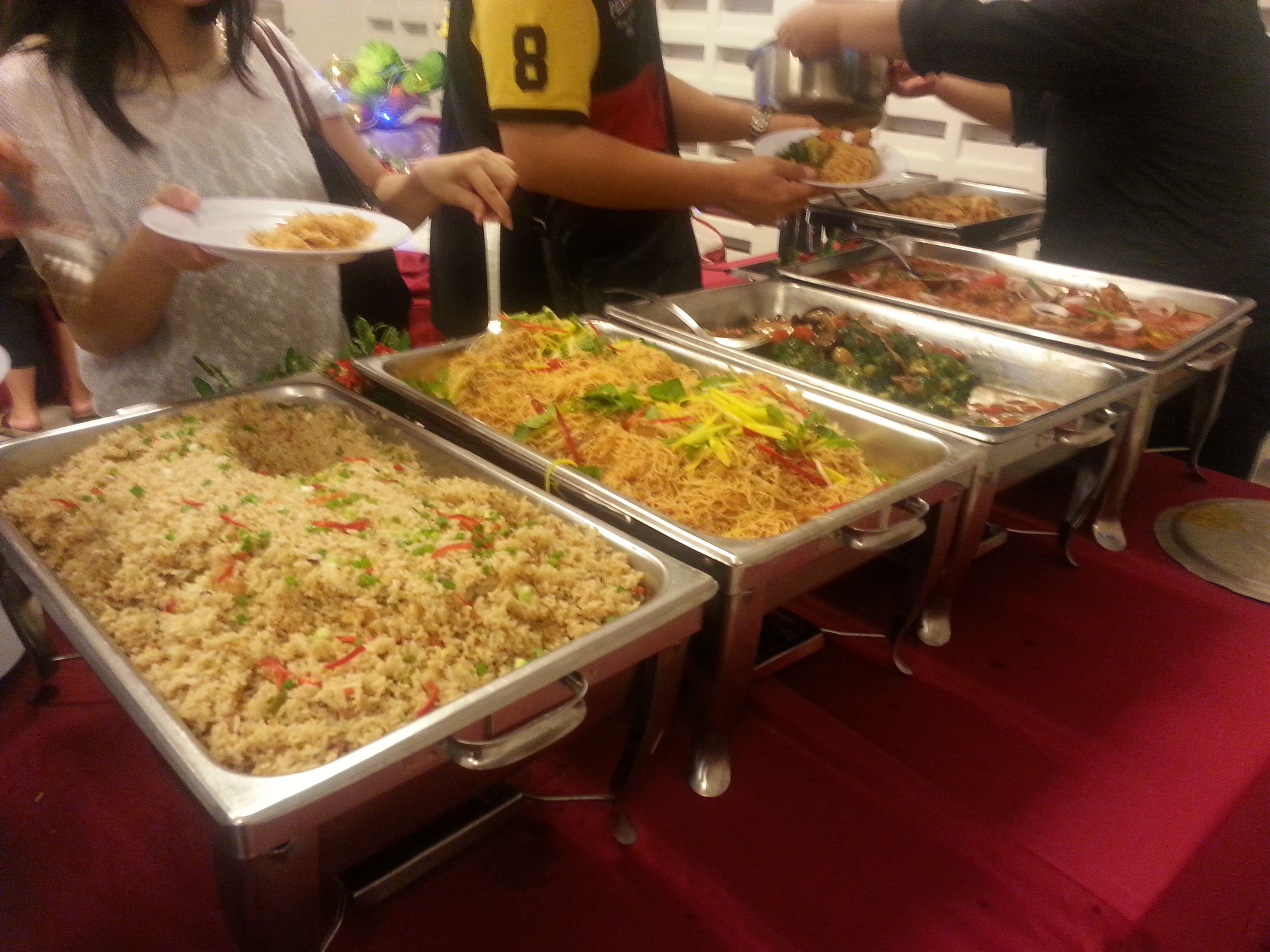 Fabulous home party catering by catering expert penang for Catering companies