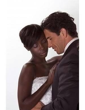 Ebony and ivory love