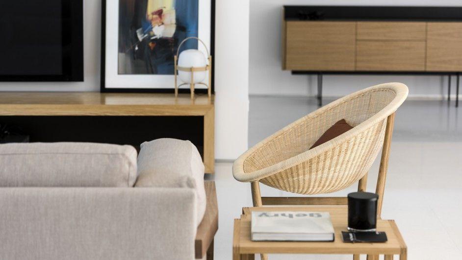 Mobiliario de firma española en una casa minimal en Perth, Australia ...