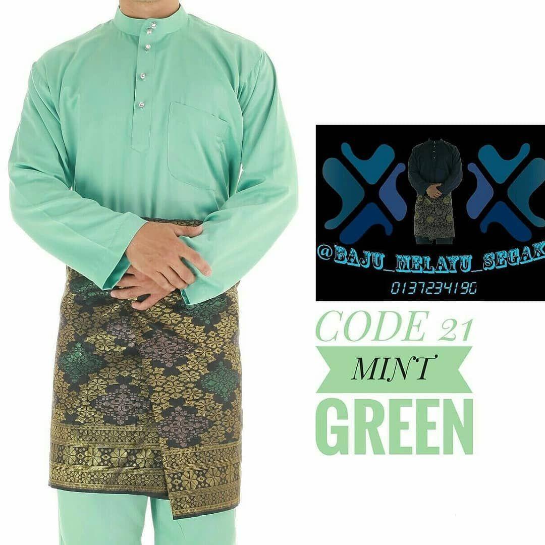 Baju Melayu Cekak Musang
