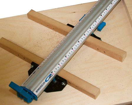 50 in. WTX Clamp Edge and Saw Guide Kit - The Home Depot