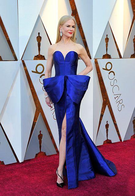 90. Academy Awards: Kleider von Prominenten des Roten Teppichs