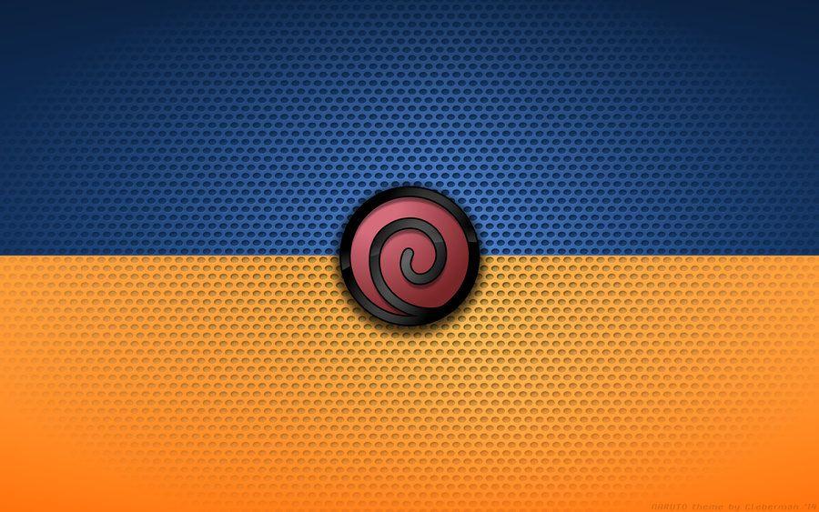 Wallpaper Uzumaki Clan Back Patch V 1 Logo By Kalangozilla On