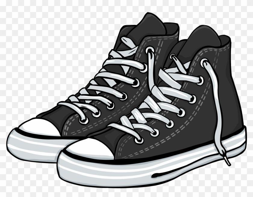 Gym Shoes Converse Shoes Clipart Boys Converse Shoes Shoes Vector