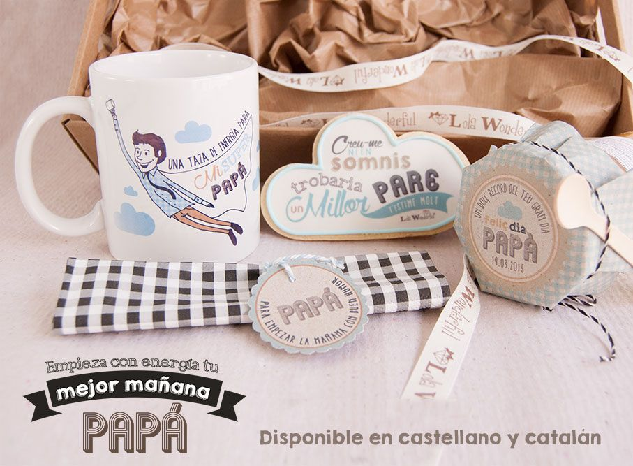 Lola wonderful blog dia del padre 2015 regalos - Ideas de regalos para padres ...