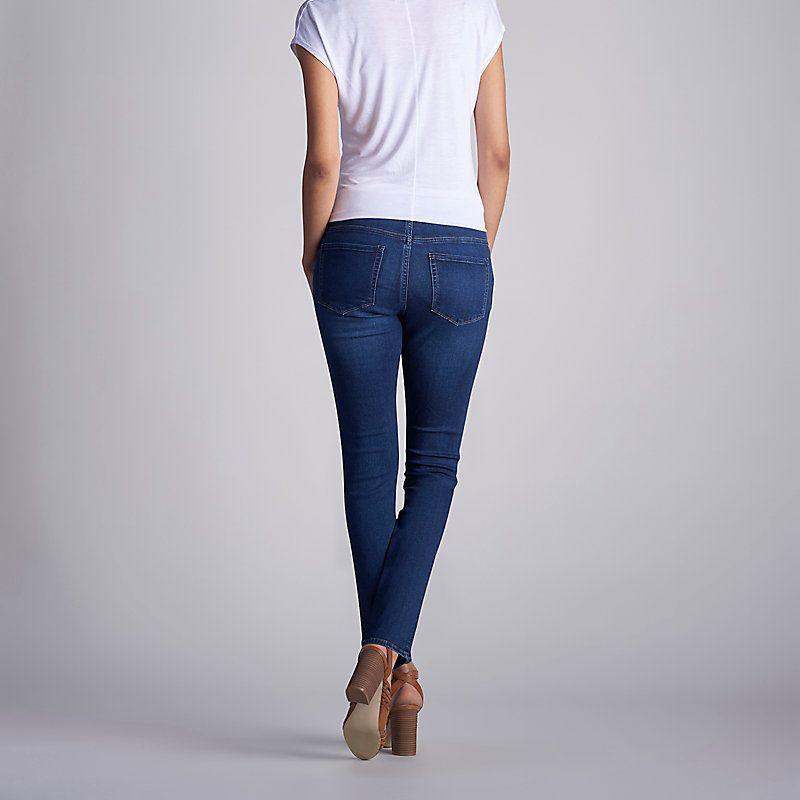 7fe938cb Lee Women's Midrise Hartley Legging - Petite Jeans - 18 P. Lee Women's Platinum  Label ...