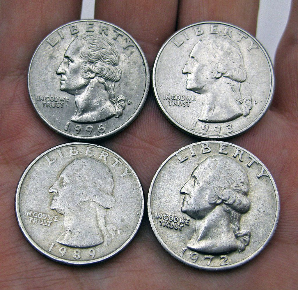 There Are Many Different Types Of Rare Quarters Including