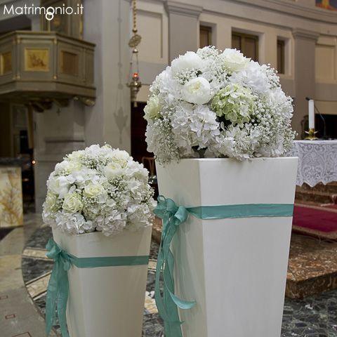addobbi chiesa matrimonio con candele - Cerca con Google ...