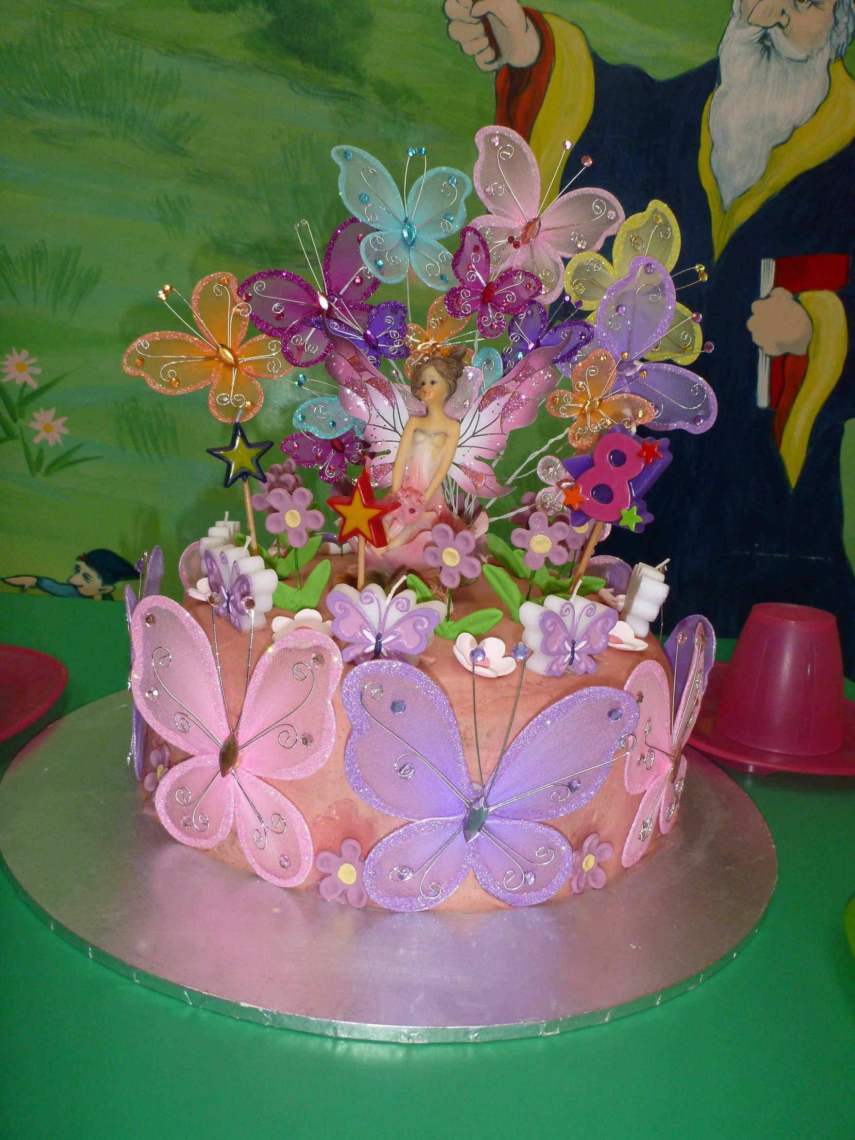 38+ Butterfly theme cake images trends