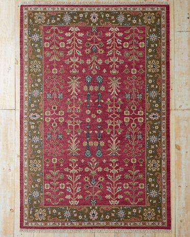 1 098 6x 9 Fl Tapestry Nourmak Rug Garnet Hill