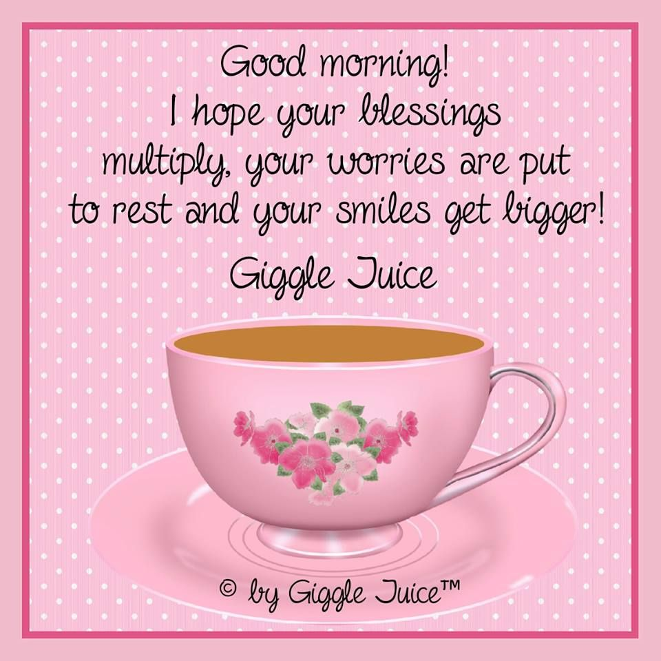 Good Morning Sweet Ladies From My Heart To Yours Wishes For A