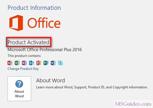 Free Microsoft Office 2016 Product Key 2020 100 Working Microsoft Office Office Setup Microsoft