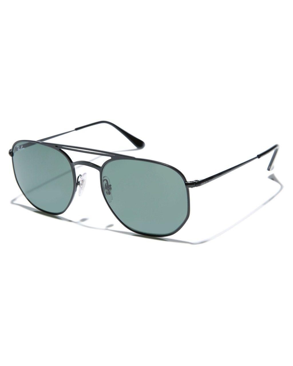 e2067959d53 Ray-Ban 0Rb3609 Sunglasses Demi Gloss Black Mens sunglasses Size ...