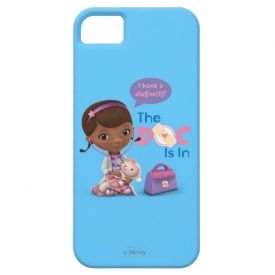 more photos 35918 0d4b1 The Doc Is In 2 iPhone 5 Covers ~ Disney's Doc McStuffins | Doc ...