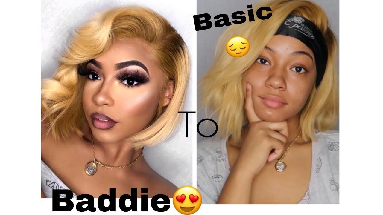 Basic To Baddie Beginner Friendly Makeup Tutorial Grwm Youtube Makeup Tutorial Youtube Makeup Makeup Tutorials Youtube Drugstore everyday glam makeup tutorial | grwm. basic to baddie beginner friendly