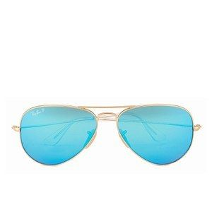 lentes ray ban azul turquesa