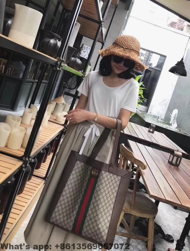 2007a1d20b3a Gucci Ophidia soft GG Supreme large tote 519335 2018 #Guccihandbags ...