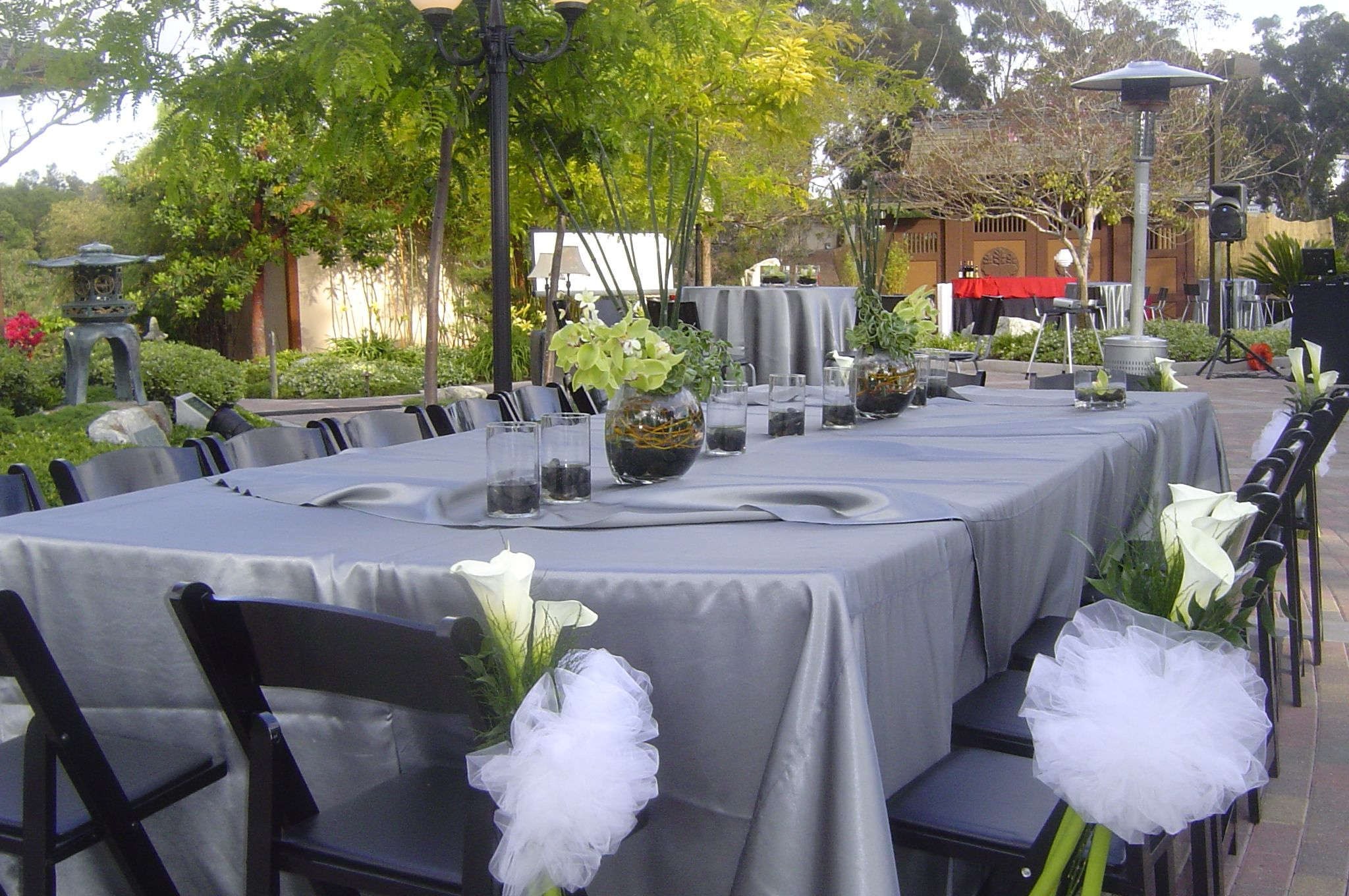 For information on hosting your wedding or event at the